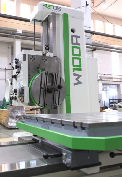 conventional horizontal boring mill