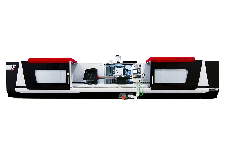 fully CNC controlled grinding machine