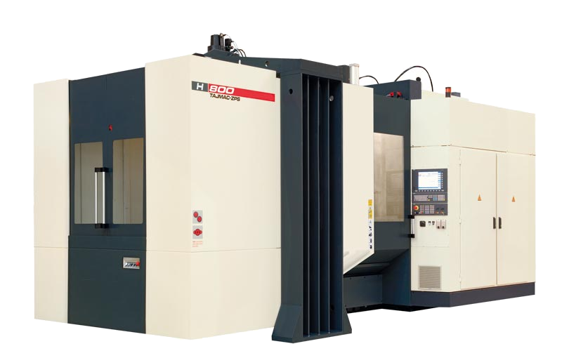 Five Axis machining centre
