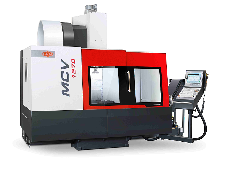 3-axis machining centre MCV 1270