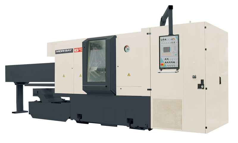 Numerically controlled automatic machine MORI-SAY 632AC