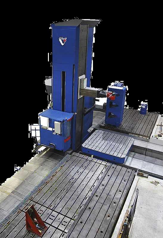 horizontal boring mill WRF 150 CNC