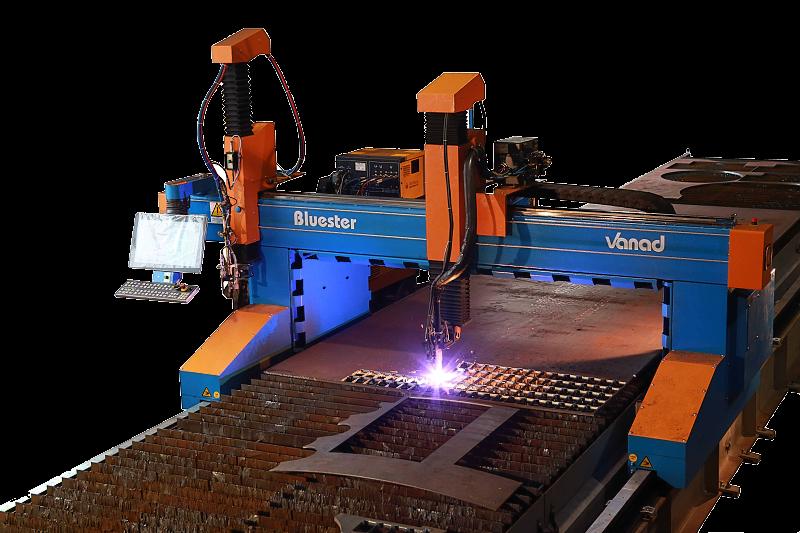 CNC cutting machine BLUESTER