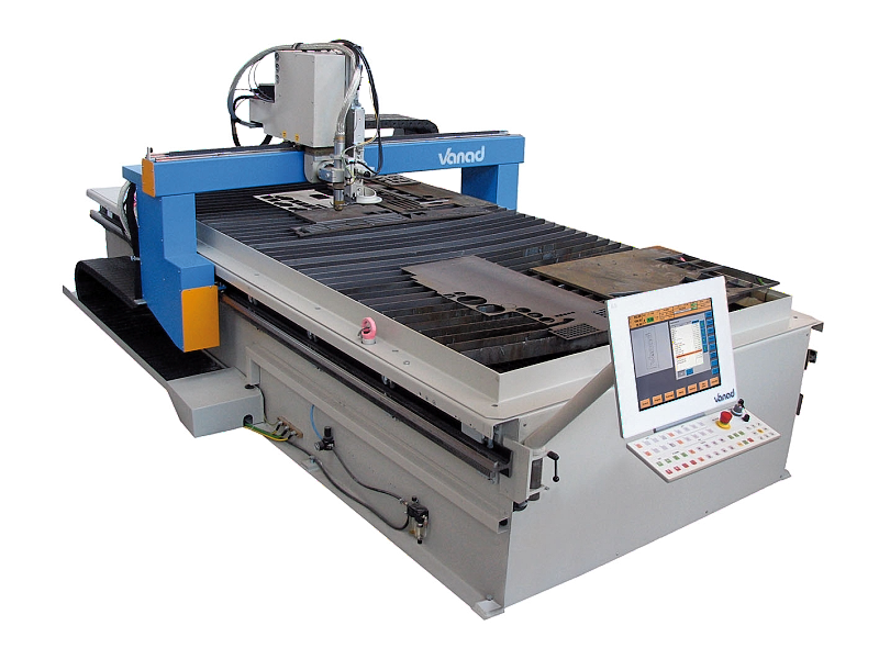 CNC thermal cutting machine