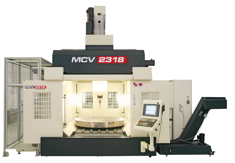 Gantry-type machining center MCV 2318