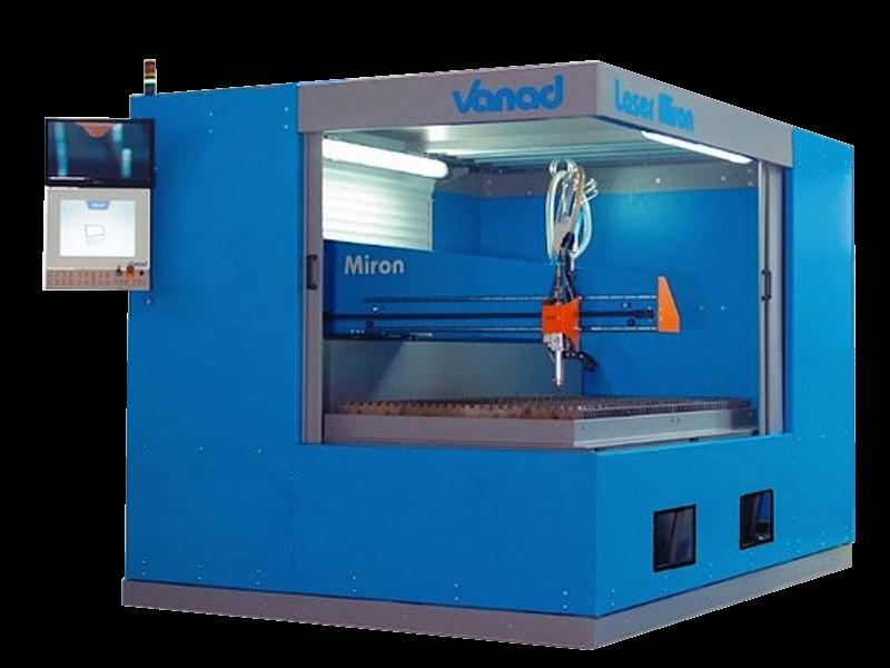 CNC Cutting machine MIRON LASER