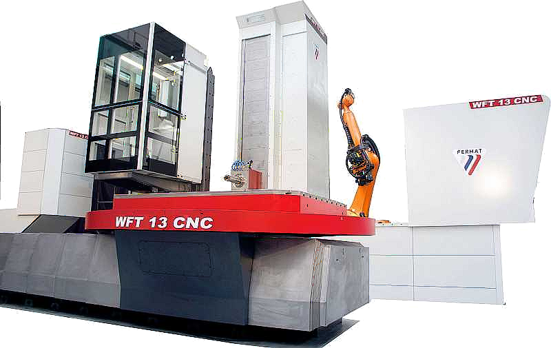 WFT 13 CNC