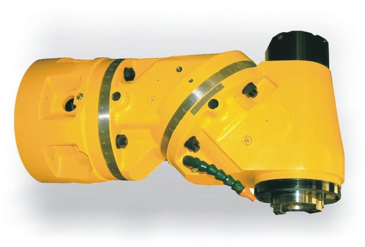 VDF frézovací hlava HUR50