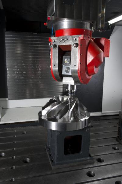 Gantry Type Machining Center FRU