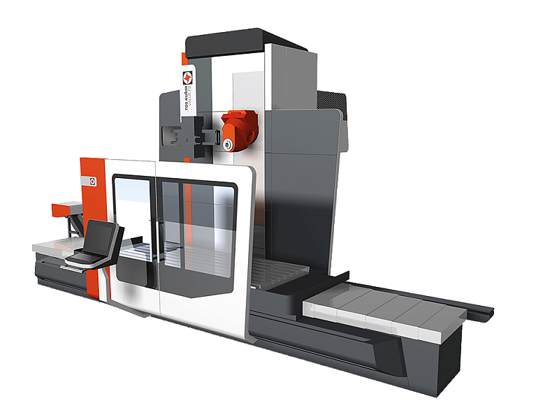 BED MACHINING CENTRE FS