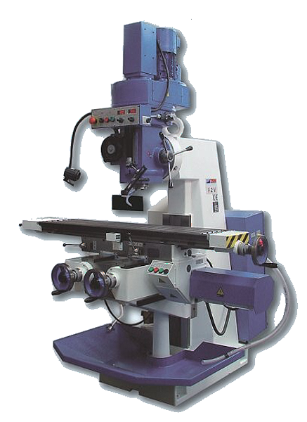 Vertical Knee-type Milling Machine
