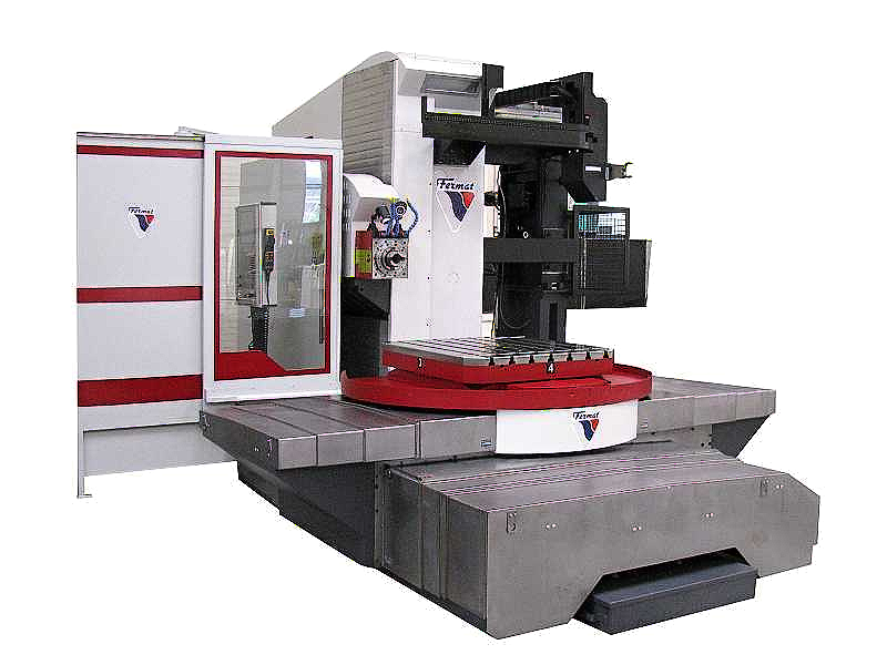 Horizontal boring mill WFC 10 CNC