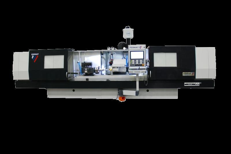 BUB E CNC open grinder