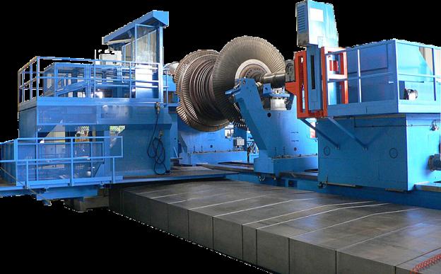 CNC heavy lathes